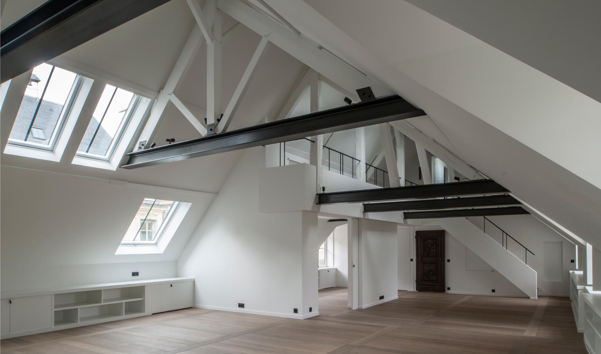 Appartement Quai De La Tournelle Didier Benderli